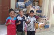 Peduli Rohingya, Ummul Ayman Galang Bantuan Kemanusiaan