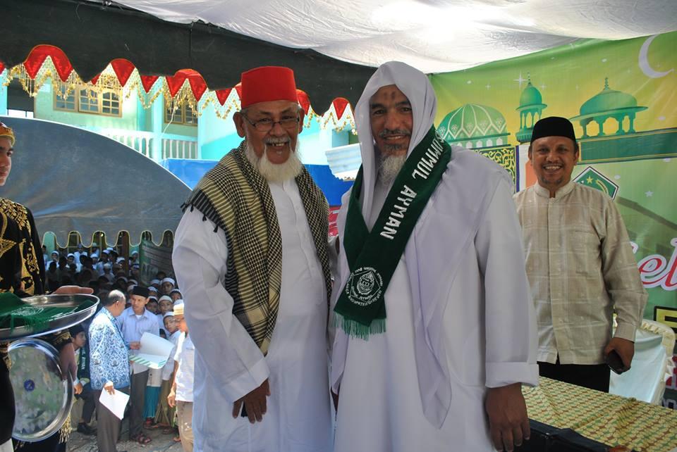 Ummul Ayman Jalin Kerjasama Dengan Darul Ihsan Dalam Mendidik Kader Islam