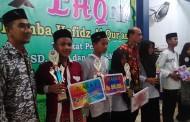 SMP Ummul Ayman Raih Juara l Tahfizh Quran se-Kabupaten
