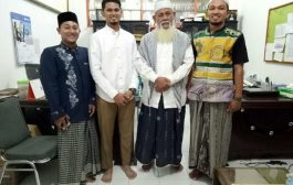Dayah Ummul Ayman Menerima Kunjungan Dari FOBA Jakarta