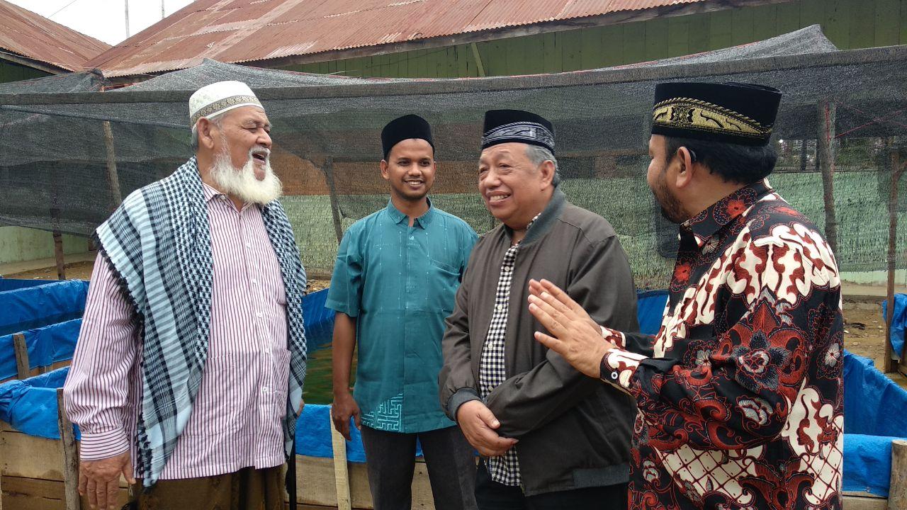 Mantan Rektor UIN Malang Kunjungi Ummul Ayman II Pijay