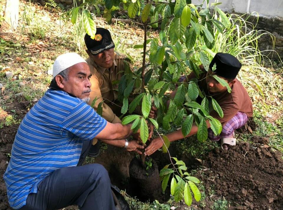 Kepala BDP Aceh Kembali Kunjungi Dayah Mahasiswa, ini Pesan Beliau Untuk Santri