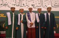 Empat Alumnus Ummul Ayman Samalanga Diwisuda di Al Ahgaff Yaman