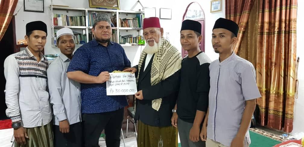 Tanpa Tgk Ridwan Calok, Ikabua Kembali Antar Bantuan ke Umay II Pijay