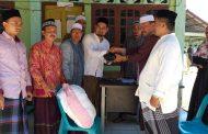 Sirul Mubtadin Pidie Jaya Salurkan Bantuan Untuk Musibah Dayah Ummul Ayman II Pijay