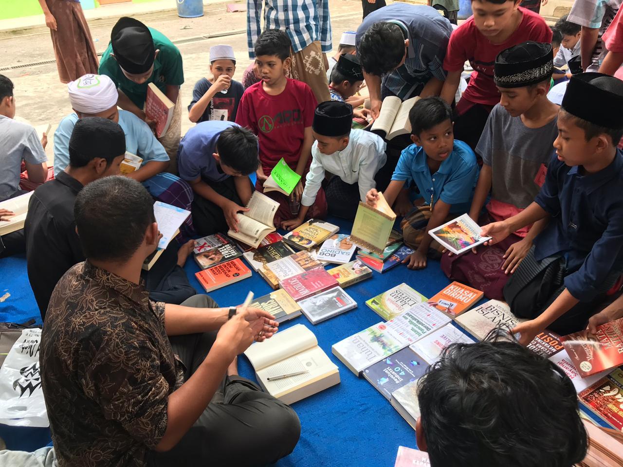 Taman Baca Ummul Ayman