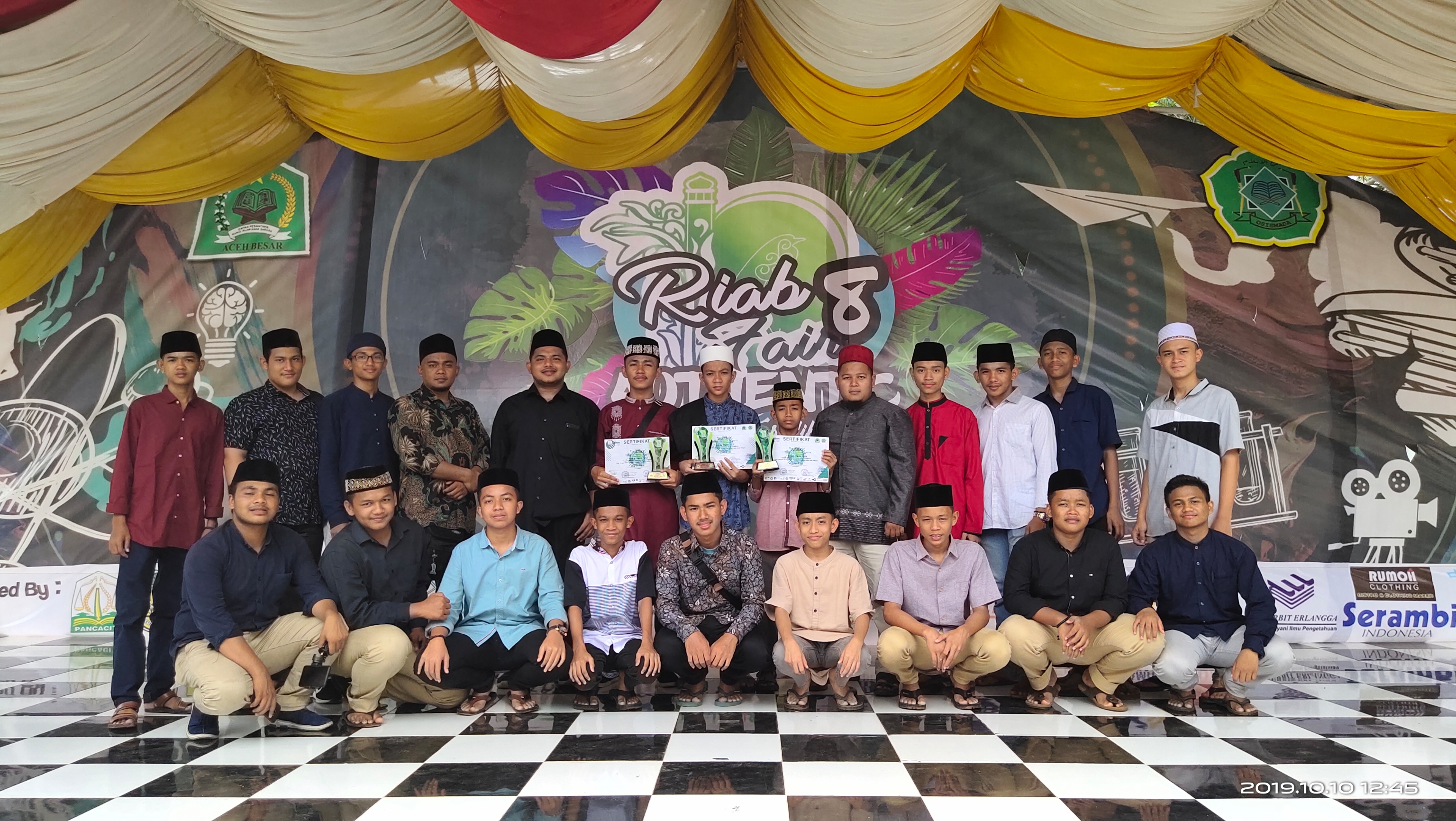 Ummul Ayman Raih 3 Juara di RIAB Fair VIII - Authentic