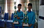 Raih Double Runner Up, Siswa SMK Ummul Ayman II Pijay Buktikan