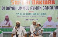 Syeikh Yasin Attari Qadiri Ceramah di Dayah Ummul Ayman Samalanga
