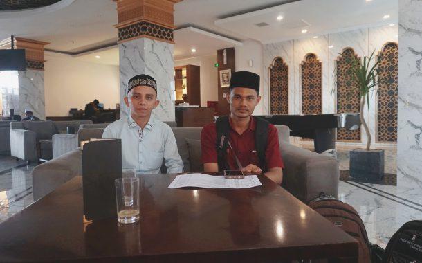 Dua Santri Ummul Ayman Ikuti Pelatihan Jurnalistik dan Magang Se-Aceh